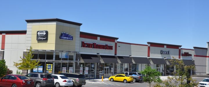 Shopping Center in Selma: Village at Forum Parkway